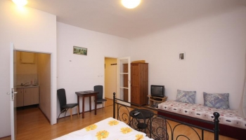 Spacious, fully furnished one bedroom apartment in Prague 1