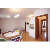 Modern two bedroom attic apartment for short or long term rent (66sm)