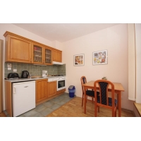 Beautiful bright studio in the centre of Prague in the Wenceslas Square