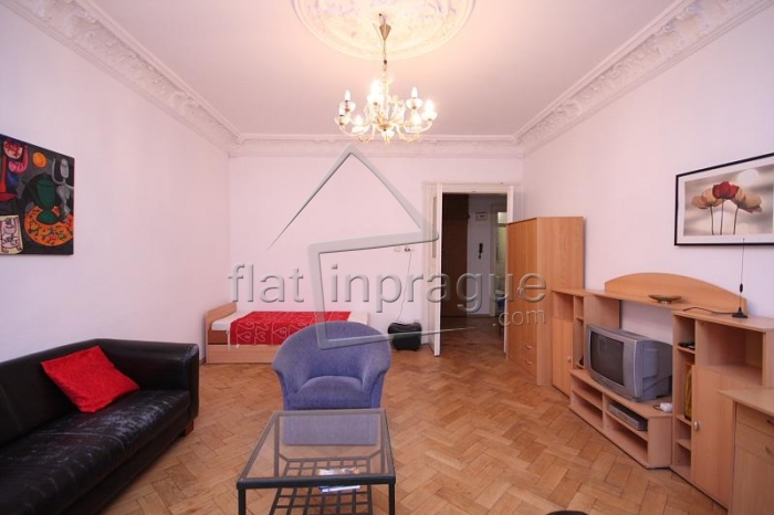 Cozy furnished one bedroom apartment in the street Krakovská, Prague 1 – Nové Mě