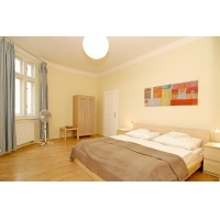 Bright apartment in the very centre of Prague