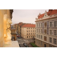 Bright spacious two bedroom apartment in Prague 7 - Letná