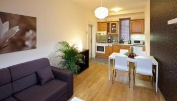 Beautiful modern apartment on Wenceslas Square