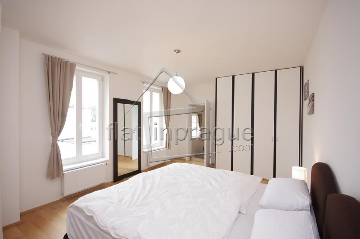Very stylish apartment with italian furniture in city centre