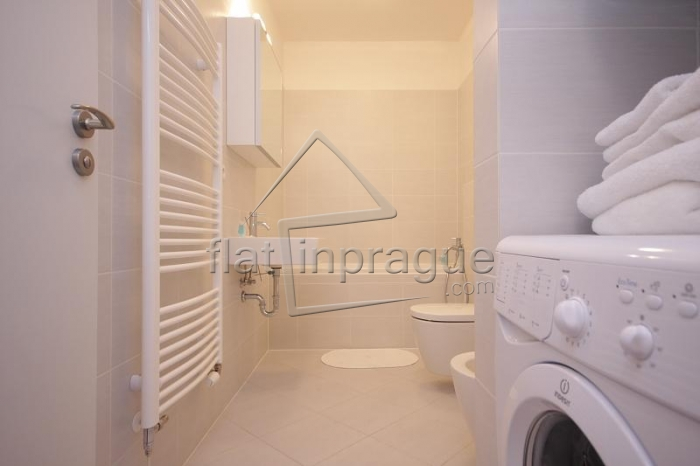 Very nice, bright stylish apartment in the Prague city centre