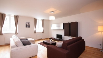 Very nice and italian-styled apartment in the centre of Prague