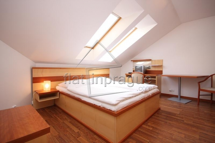 Very nice refurbished studio in the Prague city centre