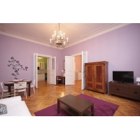 Beautiful romantic apartment in the heart of prague