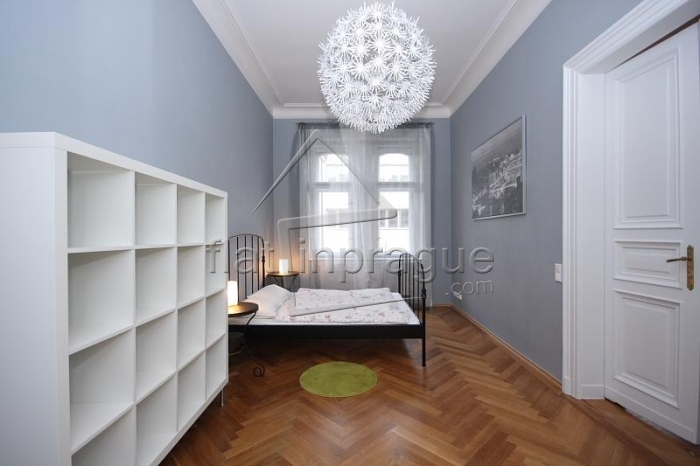 Romantic apartment in the center of Prague - 3rd floor