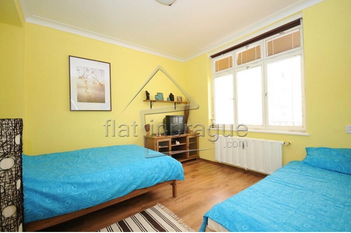 Beautiful apartment with terrace near Wenceslas Square