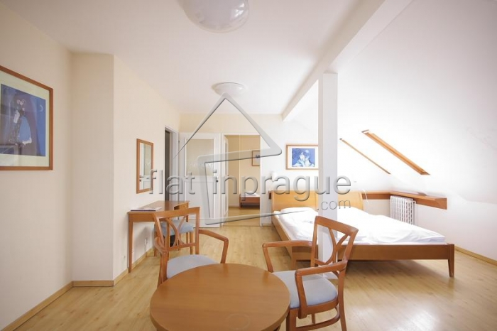 Beautiful attic apartment with great terrace