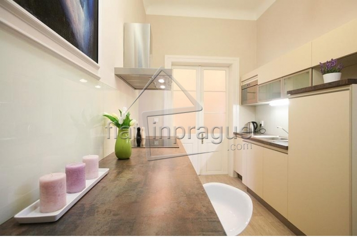 A very nice one bedroom apartment right in the city centre
