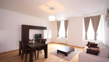 Very nice  stylish apartment in the Prague city centre
