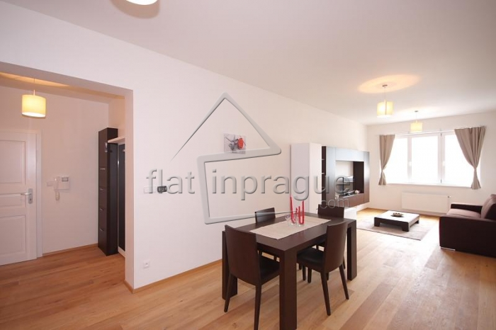 Modern apartment in the Prague city centre for 4 people