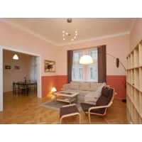Spacious apartment in the city center by the river