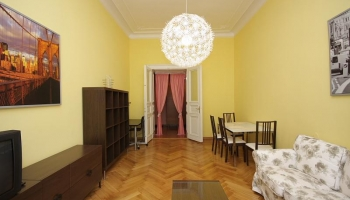 Apartment in the city centre of Prague