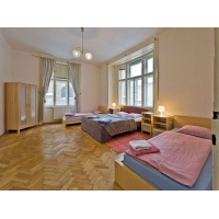 Spacious apartment in the historical center of Prague  Templova