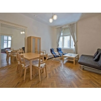 Spacious apartment in the historical center of Prague
