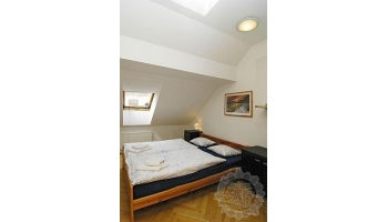 Lovely attic apartment with terrace