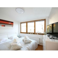 Modern air-conditioned apartment with a terrace, which is located near the histo