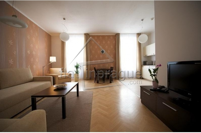 Lovely apartment in the Prague city centre