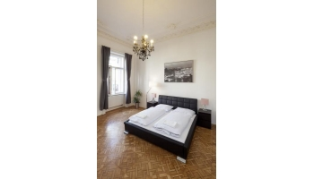 Luxury two bedroom apartment in the center of Prague