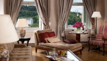 Elegant and spacious studio in the historical Prague