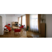 Nice bright apartment in the center of Prague
