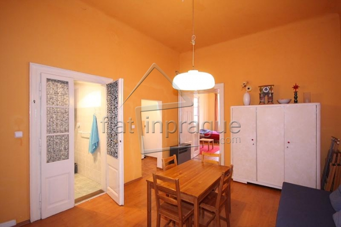 Pleasant apartment for up to 7 people in the Old Town
