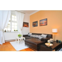 Luxury peaceful apartment in walking distance from center of Prague