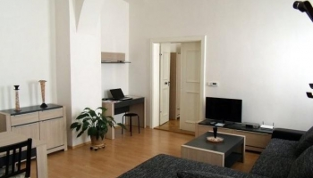 New modernly renovated apartment in the heart of old Prague