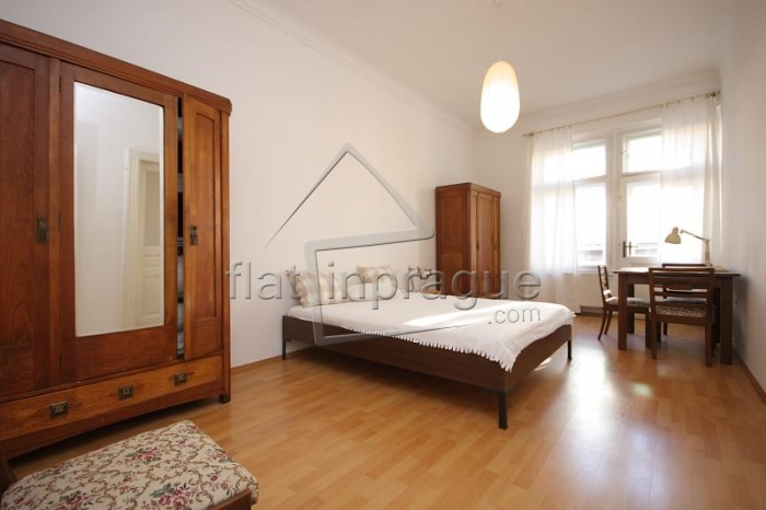 Comfortable two bedroom apartment in Prague 1
