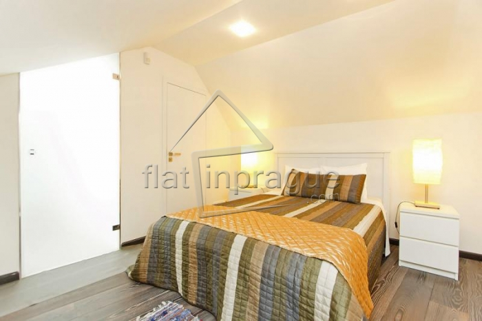 Beautiful luxury apartment with a fireplace for up to 12 people in the center of