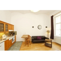 Newly refurbished studio apartment in Prague 1