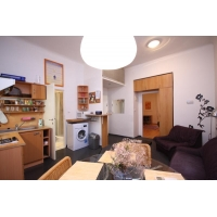 Nice furnished one bedroom apartment in Prague 2 - Vinohrady