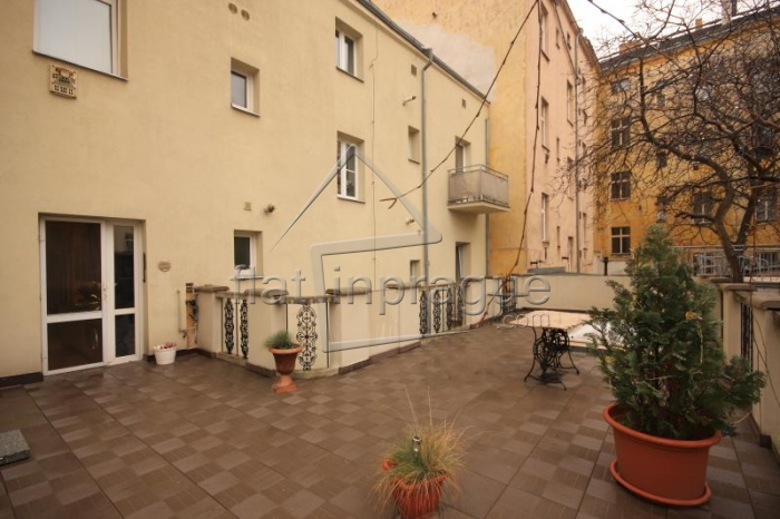 Beautiful, furnished apartment in Prague 3 - Vinohrady