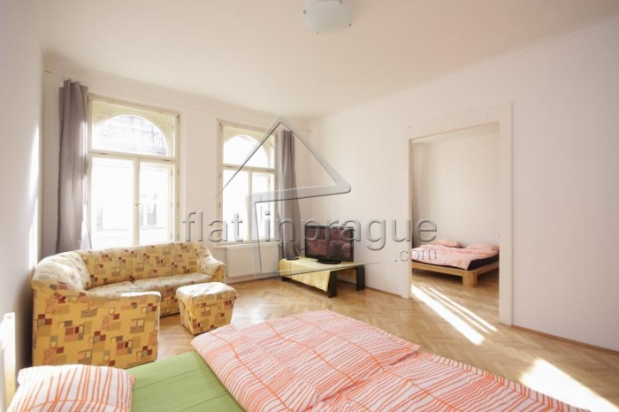 Bright apartment in the heart of Prague