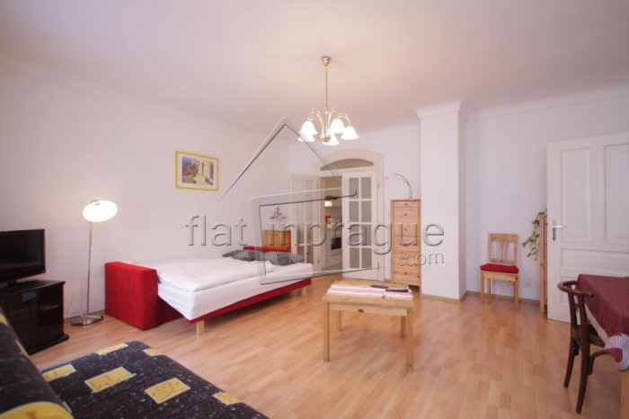 Modern one bedroom apartment in Malá Strana
