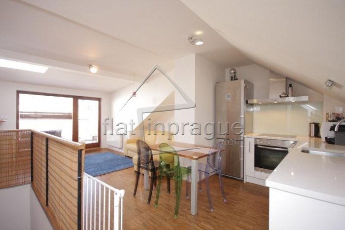 Beautiful two bedroom loft apartment
