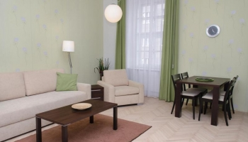 Lovely apartment in the Prague city centre near the National Theatre