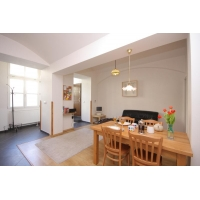 Beautiful 2 bedroom apartment with 2 bathrooms in Prague 3