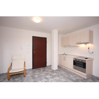 Newly furnished attic apartment in Prague 7