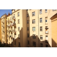 Large 3 bedroom apartment in the center of Prague