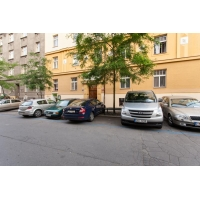 Modern sunny studio apartment in exclusive locality of Prague 3 - Vinohrady