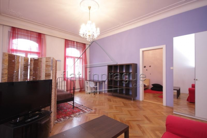 Beautiful four bedroom apartment in the City center