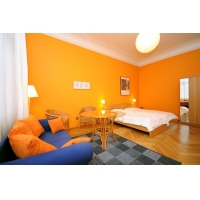 Very nice apartment almost on the river bank of Vltava