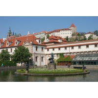 Wallenstein palace and garden