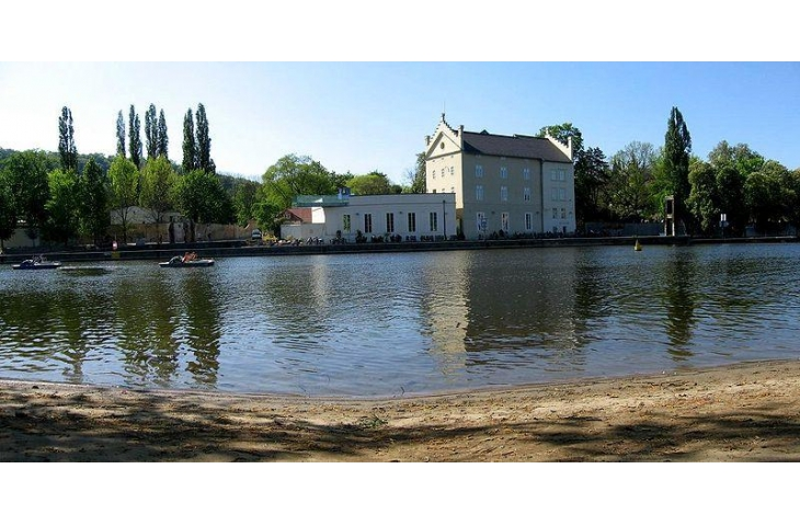 Kampa Museum and Sova's watermills